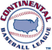 Continental Baseball League Logo