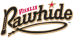 Visalia Rawhide Logo
