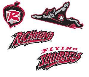 Logos Unveiled for Richmond Flying Squirrels |