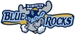 Wilmington Blue Rocks New Mascot Logo