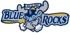 Wilmington Blue Rocks New Mascot Logo
