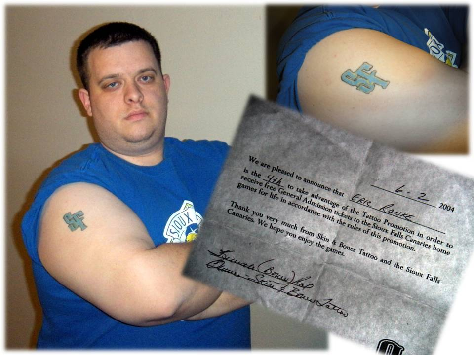 Tattoo Contract Dispute Resolved In Sioux Falls