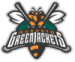 Augusta Green Jackets Logo
