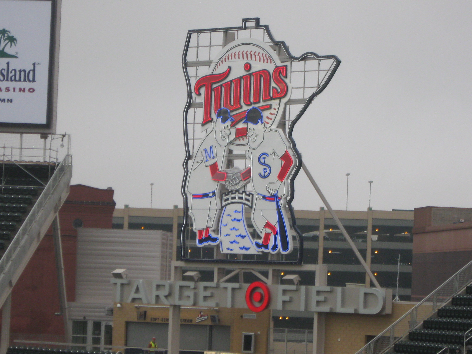 target field pictures. Target Field 17