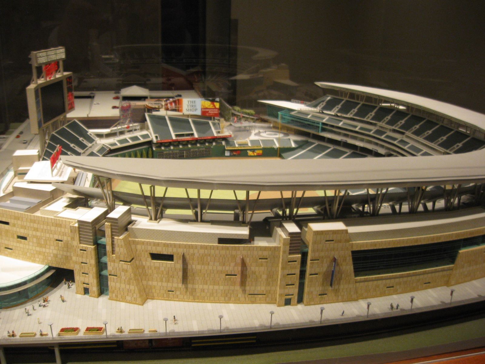 The New Target Field: An Exclusive Pictorial Tour