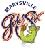 Marysville Gold Sox Logo
