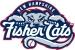New Hampshire FisherCats New Logo Colors