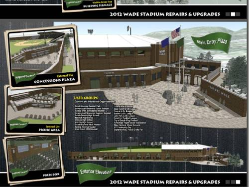 Duluth Huskies Wade Stadium Renovations