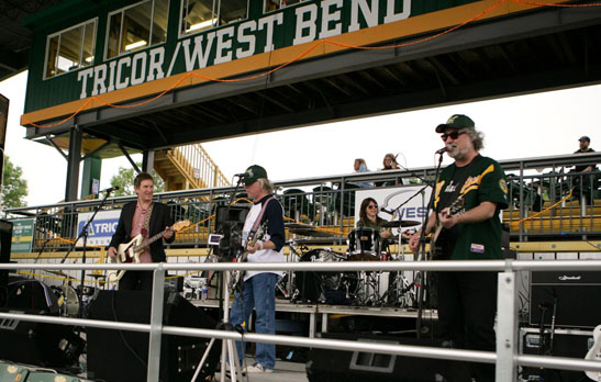 The Baseball Project' to Perform at Northwoods League All-Star Game |