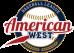 American West Baseball League Logo