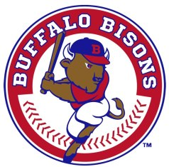 Buffalo Bisons New Primary Logo