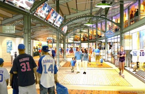 CTH Proposed renovations to Wrigley Field