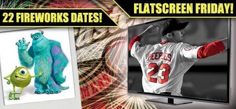 Lancaster Barnstormers 2013 Promotions