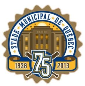Quebec Capitales Anniversary Logo