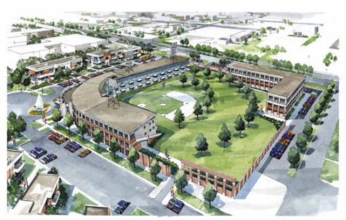 Click here for proposed redevelopment project by Core Redevelopment