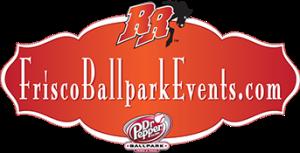 Dr. Pepper Ballpark Events Logo