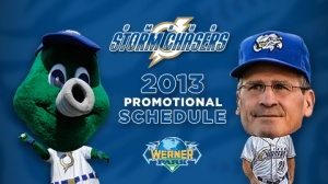 Omaha Storm Chasers 2013 Promos