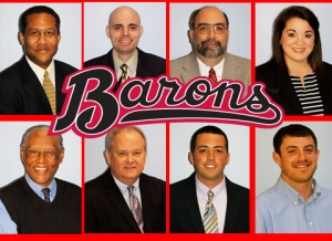 Birmingham Barons Expand Front Office 2013