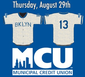 "First 3,000 fans in attendance will receive these ""1913 Style"" jerseys courtesy of MCU"
