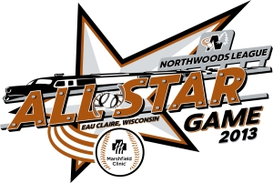 Eau Claire Express All-Star Game Logo