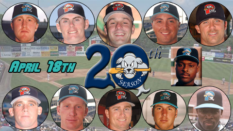 Portland Sea Dogs Alums Return for 20th
