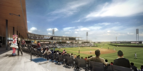 St. Paul Saints New Preliminary Design 1