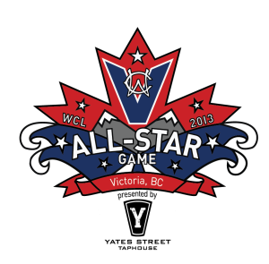 Victoria HarbourCats All-Star Game Logo