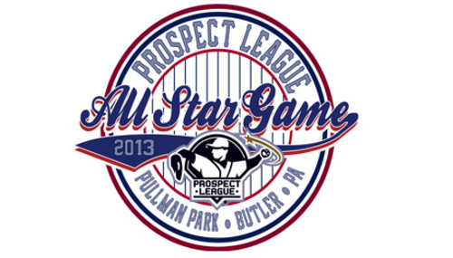 Butler Blue Sox Prospect League 2013 All-Star Game Logo