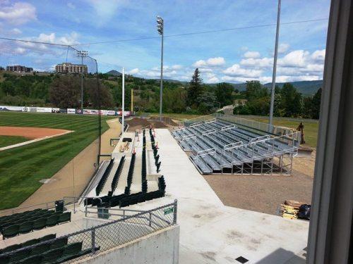 Medford Rogues Stadium Upgrades 1