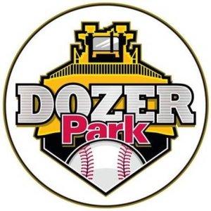 Peoria Chiefs Dozer Park Logo