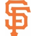 San Francisco Giants Logo Orange