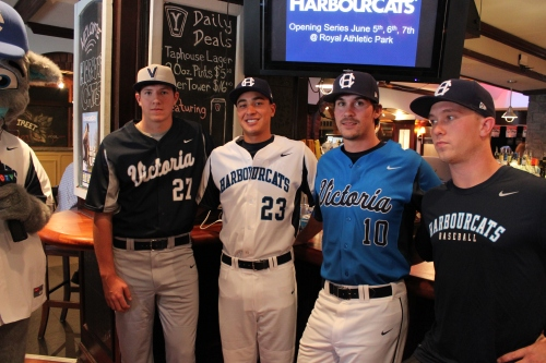 Victoria HarbourCats Uniforms