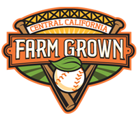 Fresno Grizzlies Farm Grown Logo