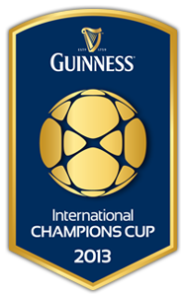 Guinness International Champions Cup Logo