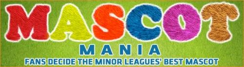 MiLB Mascot Mania 2013