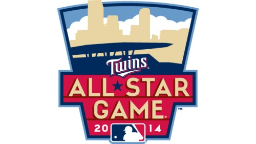 Minnesota Twins 2014 MLB All-Star Game Logo