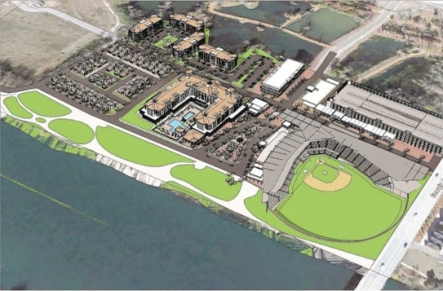 North Augusta Seeks General Contractor for New Ballpark |