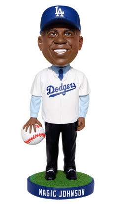 Los Angeles Dodgers Magic Johnson Bobblehead