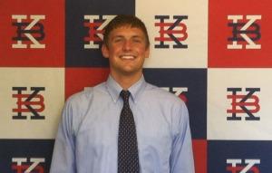 Jake McGhee - Kenosha Baseball