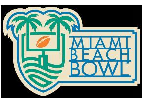 Miami Beach Bowl Logo