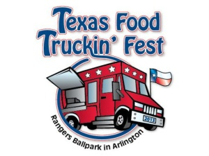Texas Food Truckin' Fest Logo