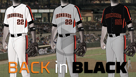 Aberdeen IronBirds New Uniforms