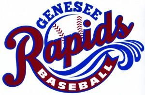 Genesee Rapids Logo