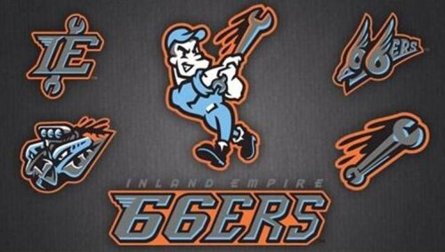 Inland Empire 66ers New Logos 2