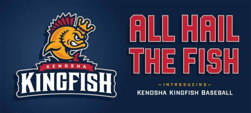 Kenosha King Fish All Hail the Fish