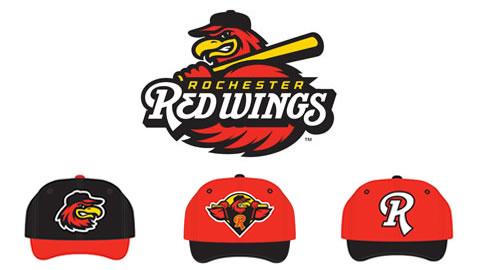 Rochester Red Wings New Branding