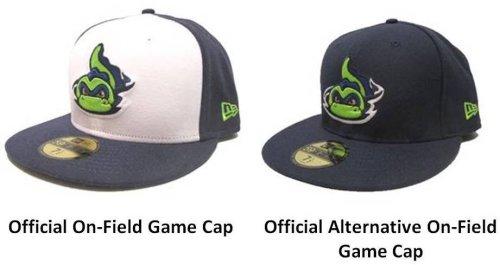 Vermont Lake Monsters 2014 Caps