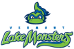 Vermont Lake Monsters New Logo