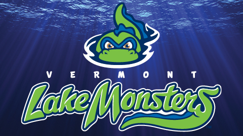 Vermont Lake Monsters New Logos