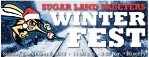 Sugar Land Skeeters Winter Fest
